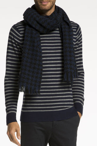 Scotch & Soda Colder Weather Scarf in Navy