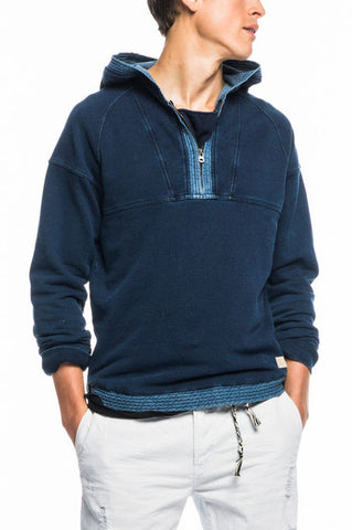 Scotch & Soda Anthony Sweater in Denim