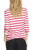 Maison Scotch Picture Perfect L/S in Cherry