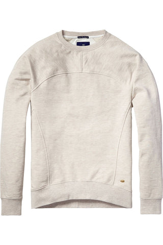 Scotch & Soda Getting Things Done Sweater in Oat
