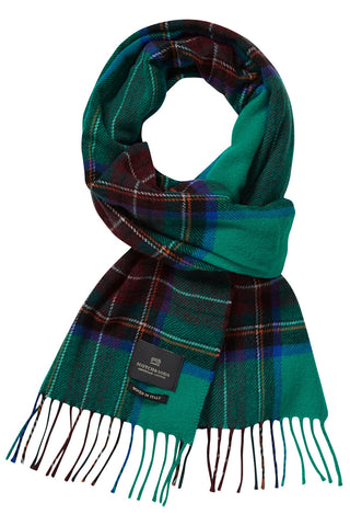 Scotch & Soda Scotch in the City Scarf in Green