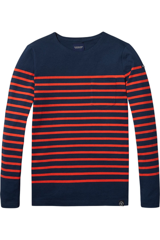 Scotch & Soda Flashback Starts Sweater
