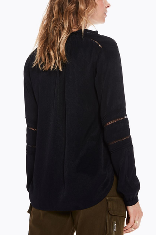 Maison Scotch Maisha Top in Night
