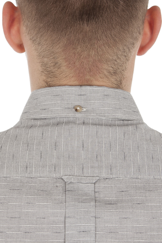 Ben Sherman Smoky Oak Shirt in Grey