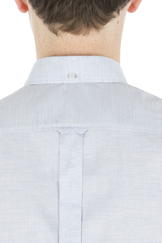 Ben Sherman Distillery S/S Shirt in Sky