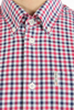 Ben Sherman Kentucky Bourbon L/S Shirt in Red