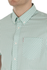 Ben Sherman Call On Me S/S Shirt in Green