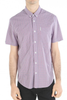 Ben Sherman Headlines S/S Shirt in Berry