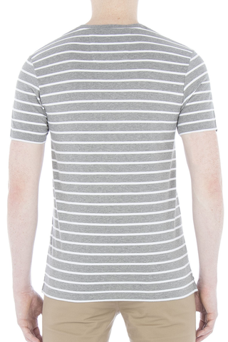 Ben Sherman Northern Rye Tee in Grey