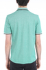 Ben Sherman Border Crossing Polo in Green