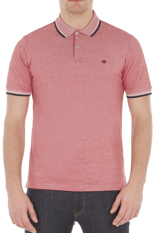 Ben Sherman Border Crossing Polo in Red