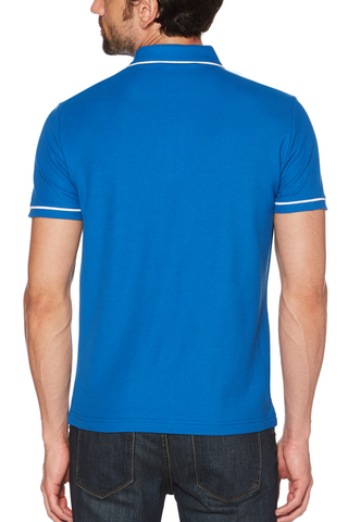 Original Penguin Brian Polo in Blue
