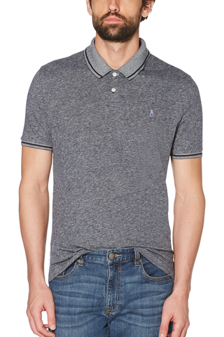 Original Penguin Arlo Polo in Navy