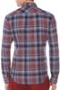 Original Penguin Brenton Flannel L/S in Plum