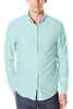 Original Penguin Barrie L/S Shirt in Green