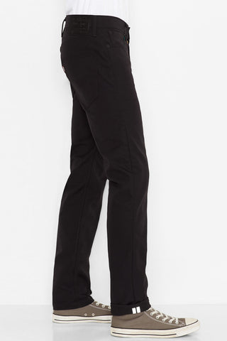 Levi's 511 Slim Fit Durant Commuter Jeans in Black