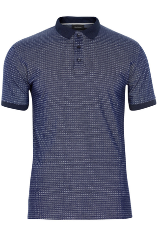 Matinique Roskilde Polo in Navy