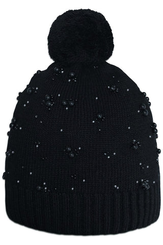 Starstruck Hat in Black