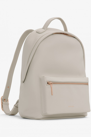Matt & Nat Bali Backpack in Stone