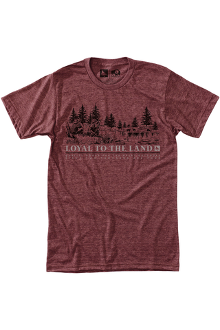 Tracker Tee in Rust