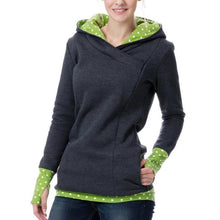 Load image into Gallery viewer, Thickening Lactation Maternity Hoodie Sweater