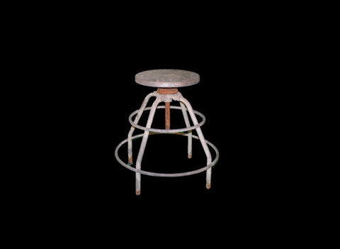 Liberty Ship Stool