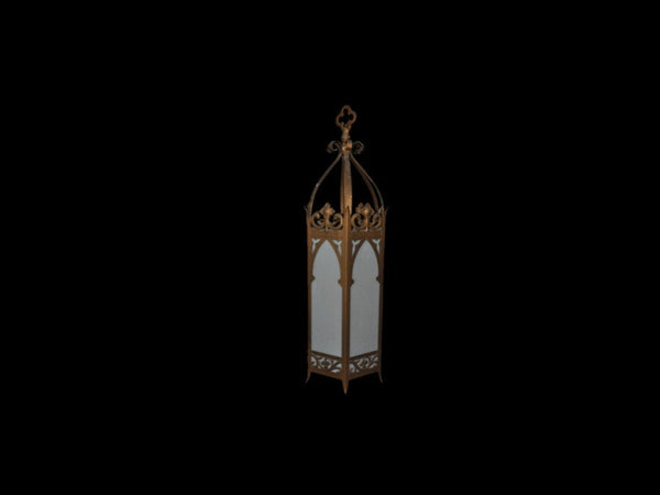 Large, Gothic Church Light