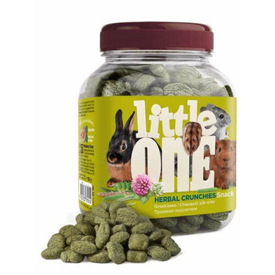 Little One Herbal Crunchies Snack 100 gram