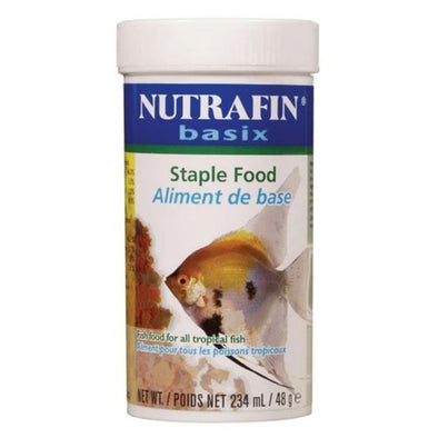 Nutrafin Basix Fish food for all Tropical Fish 48 gram