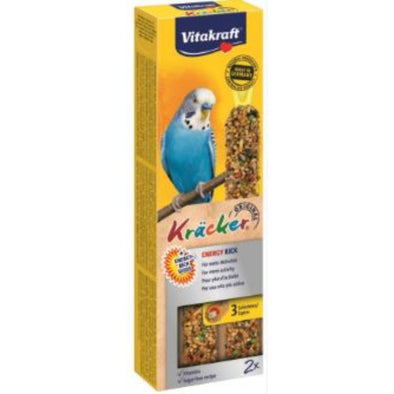 Vitakraft Kracker Energy kick 3 layers x60 gram - zarafa | زرافة