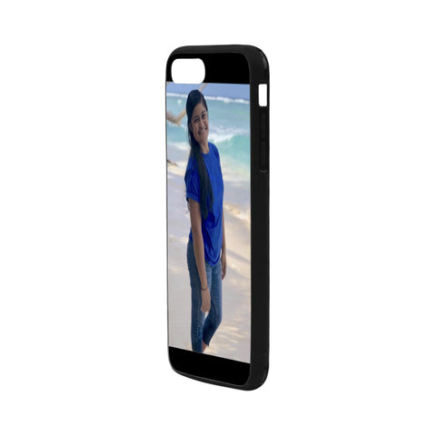 "Image of Custom Image 2 Phone Case iPhone 8 plus (5.5"") Case - BN39"