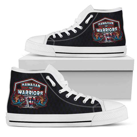 Hawaiian Warrior High Top - BN12