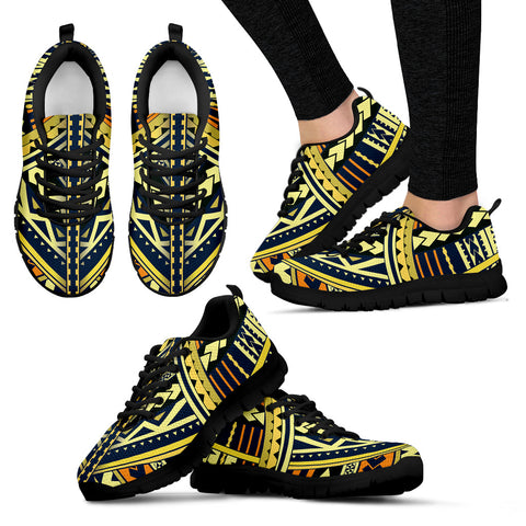 Image of Polynesian Tattoo Sneakers - BN11