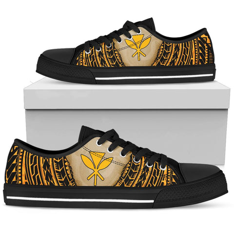 Hawaii Low Top Shoe - Polynesian Wild Style
