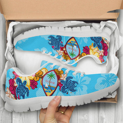 Image of Guam Sneakers - Tropical Style - BN01