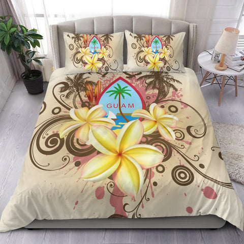 Guam Polynesian Bedding Set - Summer Tropical
