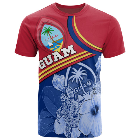 Guam Polynesian T-shirt - Land of the Chamorros