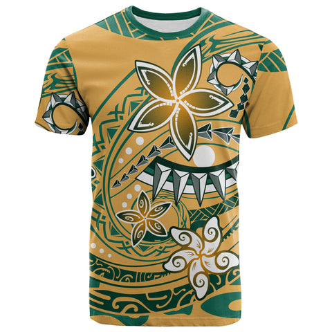 Image of Polynesian T-Shirt - Spring Style - BN20