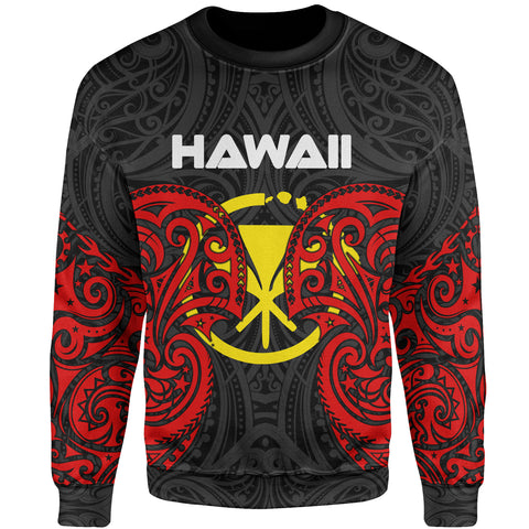 Hawaii Polynesian Sweater - Spirit Style