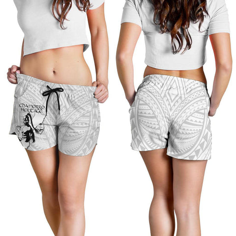 Guam Women's Shorts - Chamorro Heritage
