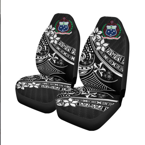 Samoa Car Seat Cover - The Flow OF Ocean - BN20