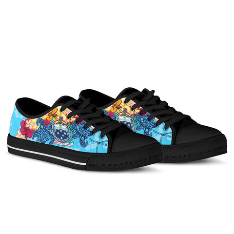 Samoa Low Top Shoes - Tropical Style - BN01