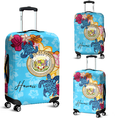 Hawaii Luggage Covers - Tropical Style