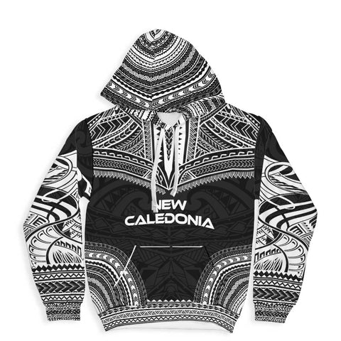 New Caledonia Polynesian Special Hoodie - BN10