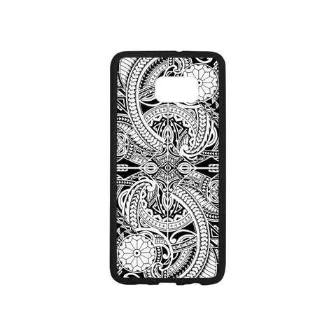 Polynesian 23 Rubber Phone Case Bn10