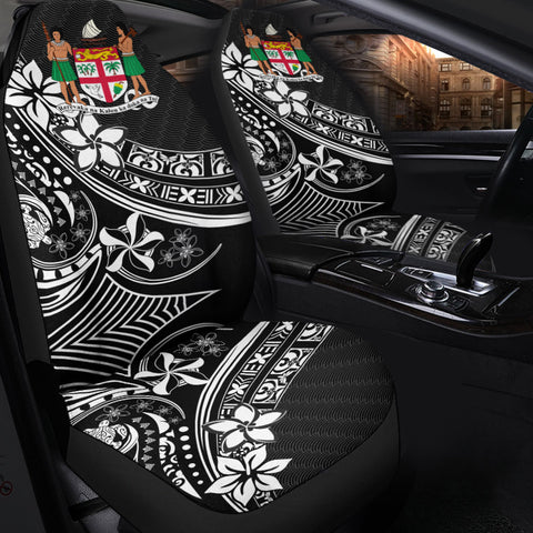 Image of Fiji Car Seat Cover - The Flow OF Ocean - BN20