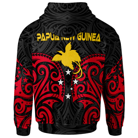 Image of Papua New Guinea Hoodie - Papua New Guinea Spirit - BN12