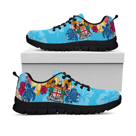 Fiji Sneakers - Tropical Style