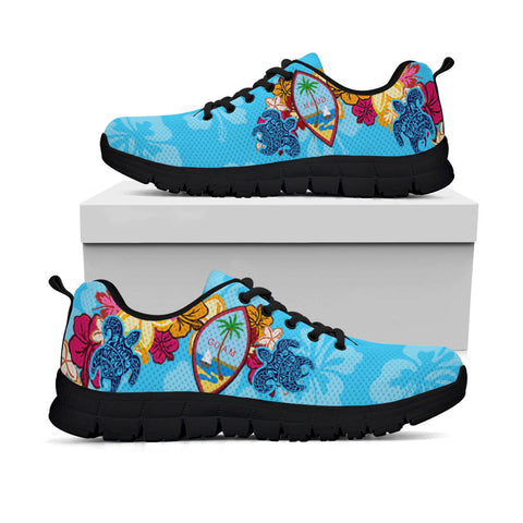 Image of Guam Sneakers - Tropical Style