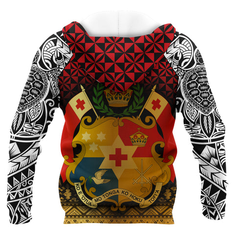 Tonga Kau To'a All Over Hoodie - BN12
